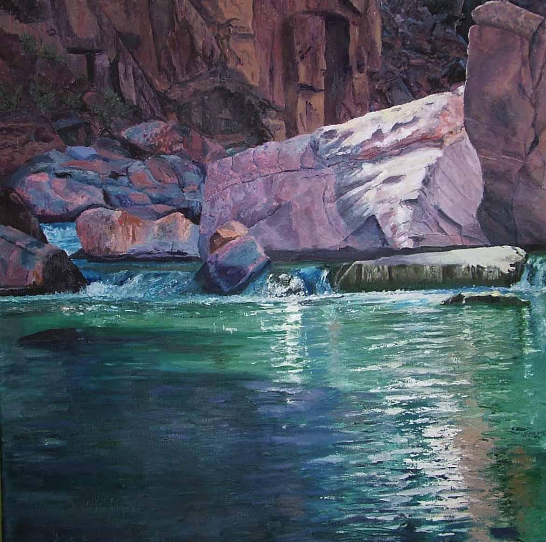 Canyon Delight Jim Hagstrom