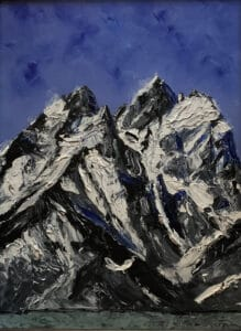 Winds on the Tetons